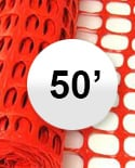 50\' Safety Fence