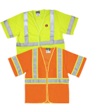 View ANSI Class 3 Vests