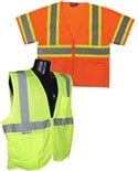 View ANSI Compliant Vests