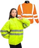 View High Visibility Wear