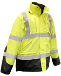 View Safety Parkas