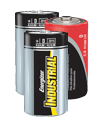 Industrial D Batteries