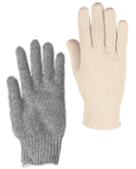 View Multi-Purpose String Knit Gloves