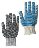 View PVC Dot String Knit Gloves
