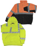 High Visibility Winter Wear