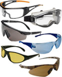 View Safety Glasses by Series