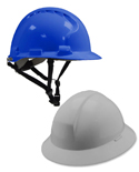 View Side Impact Hard Hats