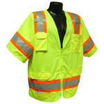 View Safety Vest Styles