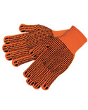 High Visibility String Knit Gloves