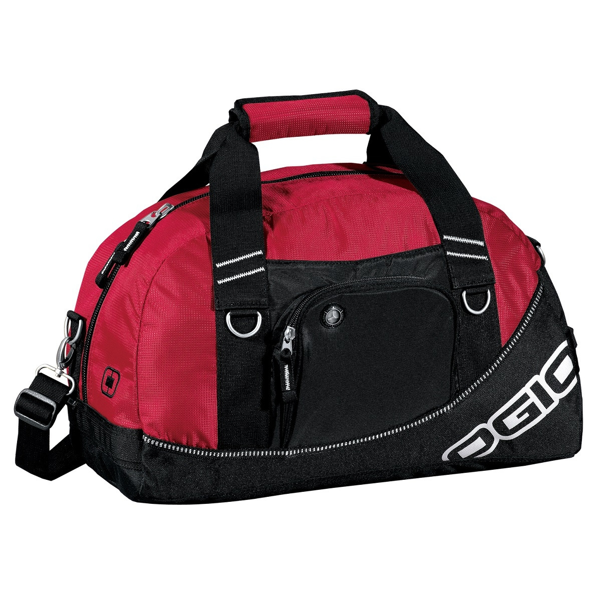 Go from the course to the gym with the OGIO Doppler Toiletry Bag. Multiple compartments provide plenty of versatile storage for all the essentials, and the swivel hook .