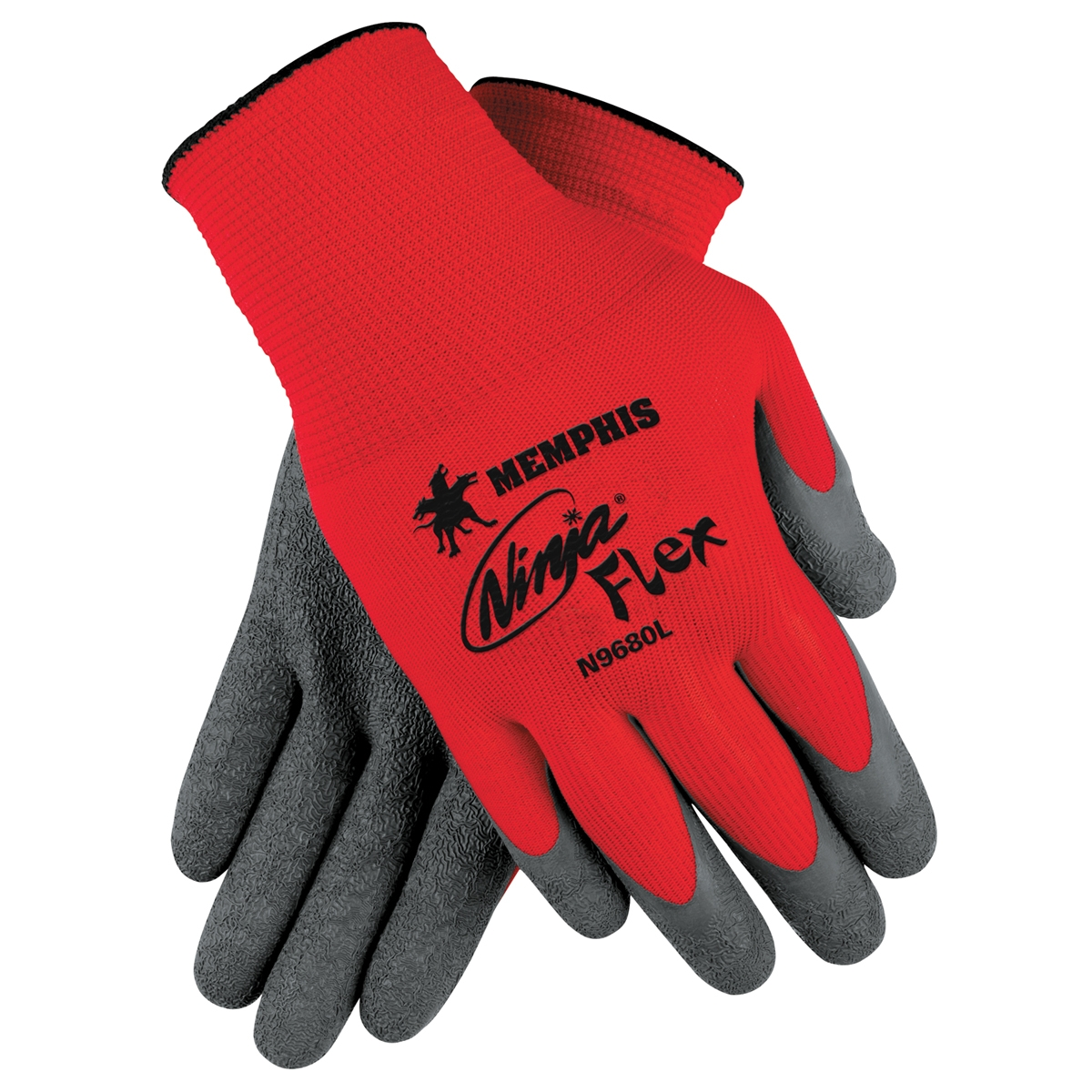 N9680 : MCR Safety Ninja Flex Gloves