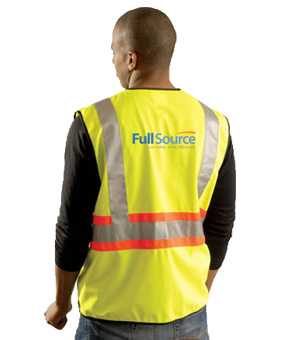 Safety Vest Quote
