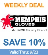 Save on Memphis Gloves!